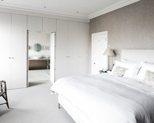 En suite bathroom houzz Master bedroom ensuite and wardrobe