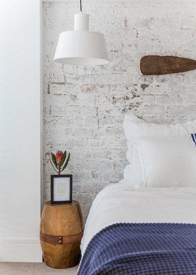 Eclectic Bedroom by Studio 1 Interiors