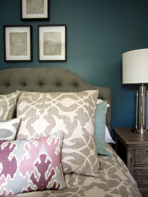 Teal Gray Houzz