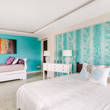 Beach Style Bedroom by Tailored Solutions