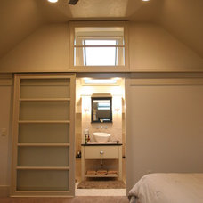Contemporary Bedroom by Murnen Design