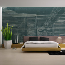 Modern Bedroom by Studio Arterie