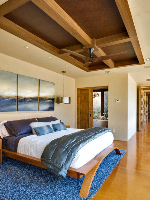 Colored Indoor Concrete Floor Home Design Ideas Pictures