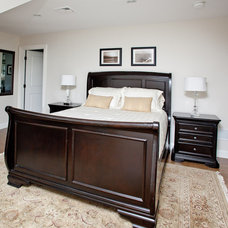Traditional Bedroom by Boston Green Building