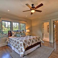 Craftsman Bedroom by Indie Capital