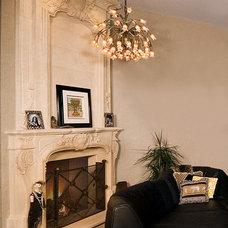 Traditional Bedroom by Tartaruga Design inc.