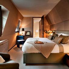 Contemporary Bedroom by Zephyr Interiors
