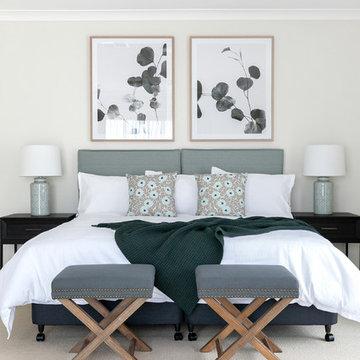 Bowral Holiday House Interior Design