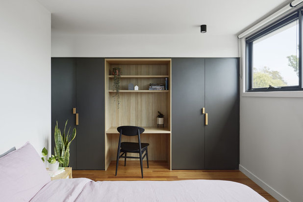Contemporary Bedroom by Inbetween Architecture