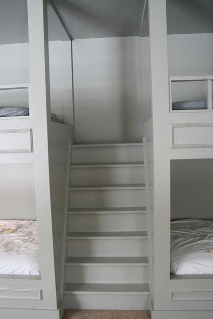 Traditional Bedroom boy bunk room