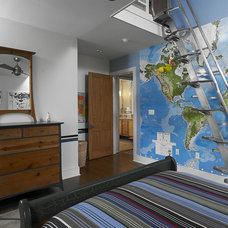 Modern Bedroom by Adler Design Build