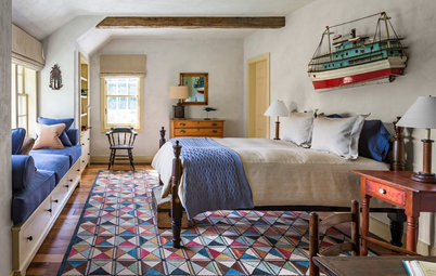 Get Hooked on Traditional Braided Rugs