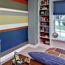 Modern Bedroom by Design By Lisa