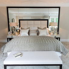 Contemporary Bedroom by Concept Interiors