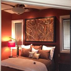Contemporary Bedroom by Urbanrevivaldesign.com