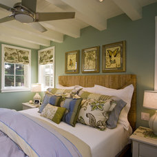 Contemporary Bedroom by Viscusi Elson Interior Design - Gina Viscusi Elson