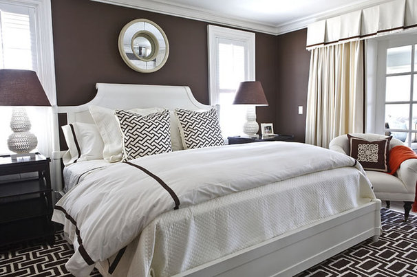 Contemporary Bedroom by Phoebe Howard