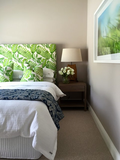 Tropical Bedroom by Adam Scougall Design