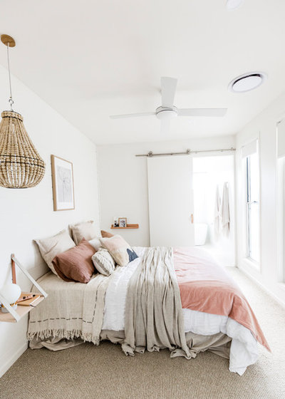 Beach Style Bedroom by H and G Designs