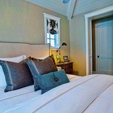 Traditional Bedroom by Jill Wolff Interior Design