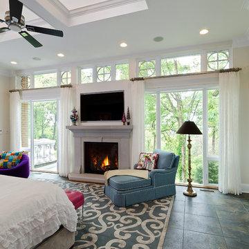 Brennan Master Suite Addition: Master Bedroom