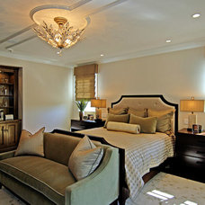 Traditional Bedroom by P2 Design