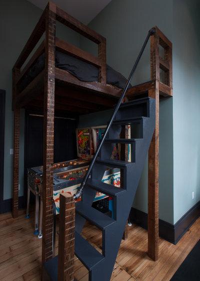 Contemporain Chambre by Jason Snyder