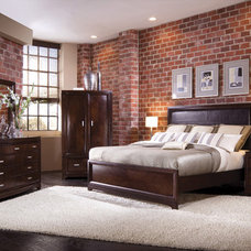 Traditional Bedroom by Total Wallcovering