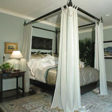 Traditional Bedroom by Diane Bennett Bedford