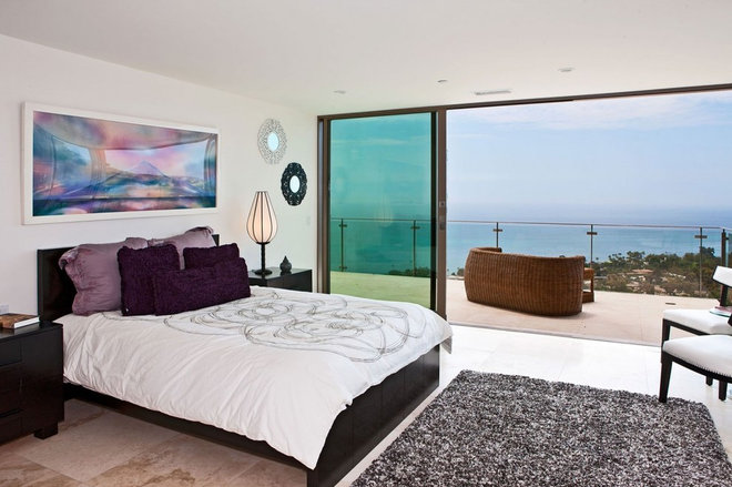 Contemporary Bedroom by Sorensen Architects