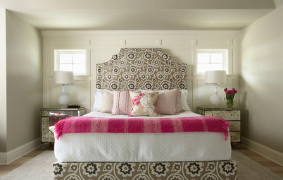 A Touch of Romance for Your Bedroom Design