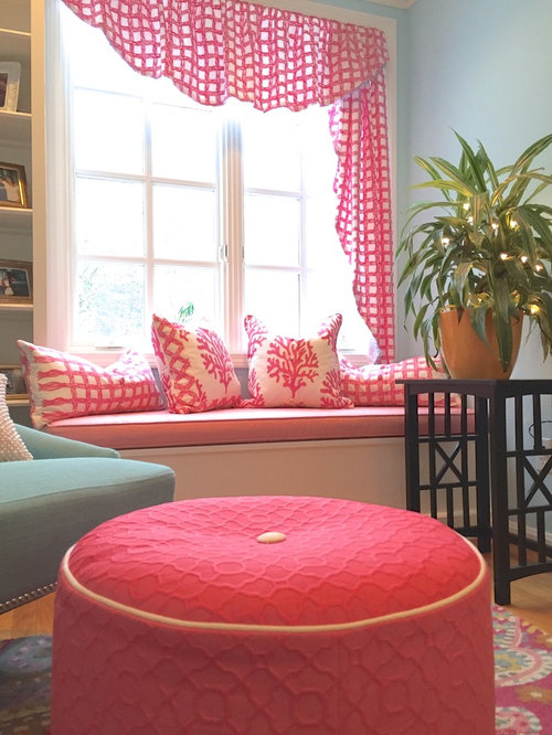 pink bedroom design ideas remodels photos with light