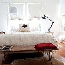 Eclectic Bedroom by Emily McCall