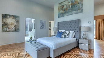 """Bringing the """"Cool"""" Back to this Contemporary Home"""