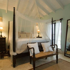 Tropical Bedroom by Timothy R. Rhode, Inc.
