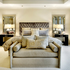 Traditional Bedroom by Dodson and Daughter Interior Design