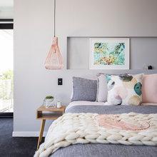 Bedroom -- Bedding Layering