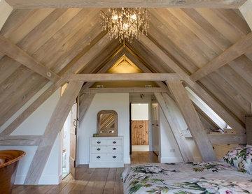Brockenhurst Cottage - Bedroom extension