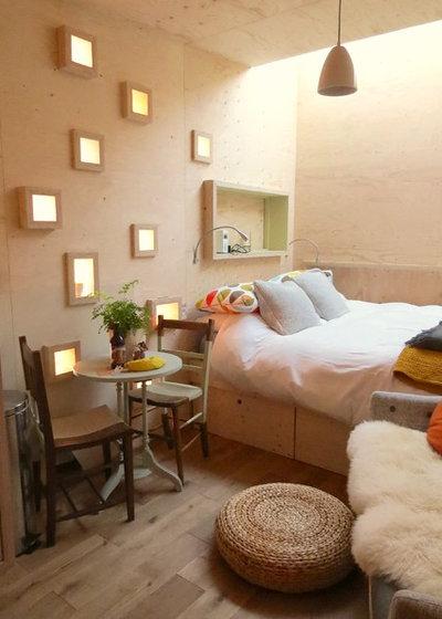 Contemporary Bedroom by Echo Living