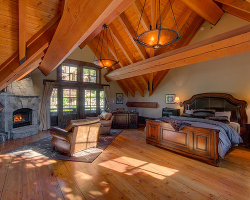 Our Best Rustic Bedroom Ideas Decoration Pictures Houzz - Rustic bedroom ideas