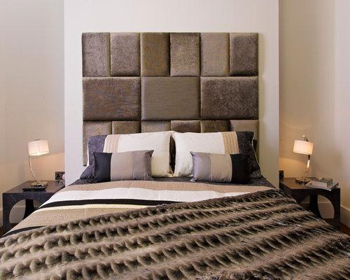 Backrest Bedroom Design Ideas, Remodels & Photos | Houzz