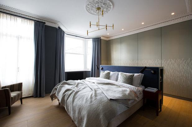 Scandinavian Bedroom by My-Studio Ltd