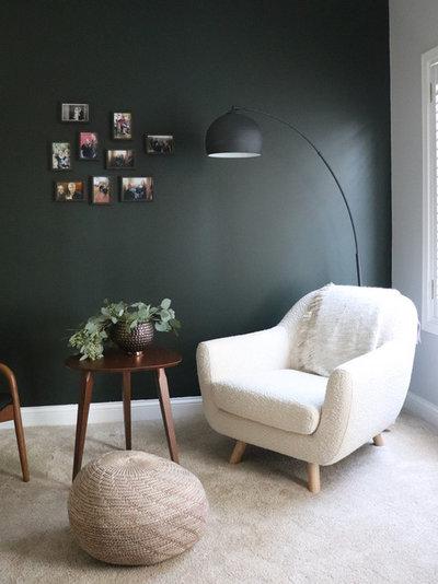 Rétro Chambre by Urbanhaus Designs