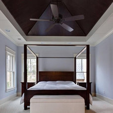 Traditional Bedroom by Blake Shaw Homes, Inc
