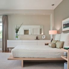 Contemporary Bedroom by Giambastiani Design