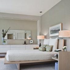 Contemporary Bedroom by Giambastiani Design