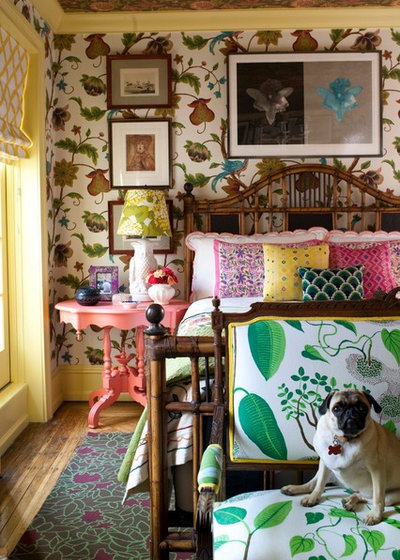 Traditional Bedroom by Madcap Cottage