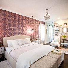 Traditional Bedroom by Brooklyn DIY designs