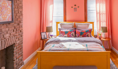 Brooklyn Houzz Tour: A Favourite Movie Inspired This Joyful Flat