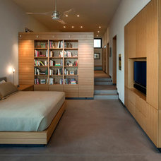 Contemporary Bedroom by Customatic.com